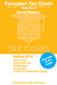 European Tax Cases – Indirect Taxation Vol. II